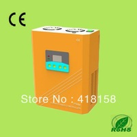24V 200A solar charge controller for household 2400 watts large power battery charger with CE and RS232 interface to communicate