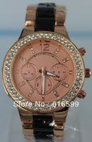 Free shipping 2014 new type Fashion Casual Women Men wristwatch Quartz watch with good quality