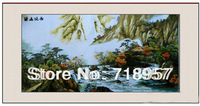 Wholesale - Sales promotion Chinese Famous Artwork Embroidery Finished product  with mb-322