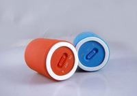 DHL 20 PCS Portable Bluetooth Mini candy Hamburger Speaker Audio Amplifier