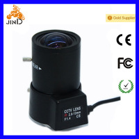 NEW!! Auto Iris Manual Vari-focal 2.8-12MM lens, 2MP, CS mount (JD-2812.IR)