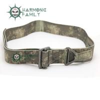 Tactical outdoor sports belt waistband