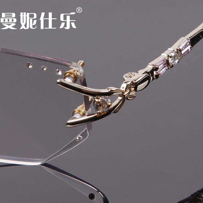 Rimless Eyeglass Frames Women Promotion-Online Shopping ...