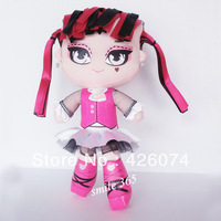 MONSTER HIGH Dolls Original , stuffed dolls,Draculaura,27cm,dolls for girls