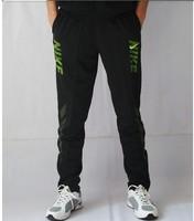 2014 new Football pants soccer training pants legs track pants sports trousers leg pants