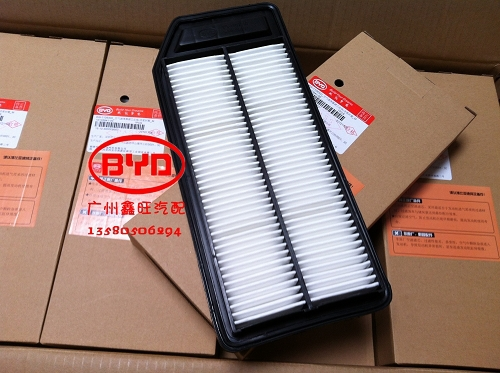 BYD F6G6 air filter filter mesh filter vehicle maintenance and spare parts genuine original(China (Mainland))