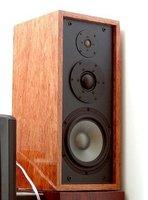 REVEL custom 8-inch woofer fake U.S. money fever ATC speakers