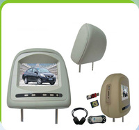 Lcd tv headrest tft monitor remote touch screen with MP5 fit for Nissan Sunny