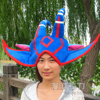 lol Lu lu Plush hat  Lu lu Cosplay hat *NEW*   High Quality   VERY COOL  in stock