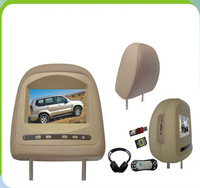 Remote MP5 headrest monitors fit for Toyota Prado