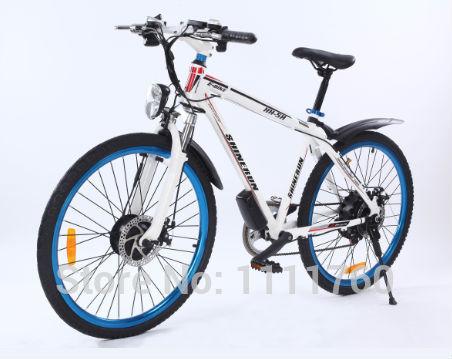 Электровелосипед sports fashion electric