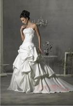 Free Shipping New Arrival Minie Bridal Wedding Dress,Wedding Gown(China (Mainland))