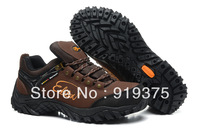 New authentic men's outdoor camel mountain waterproof hiking zapatillas botas  leisure sports  cheap shoes