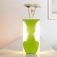Floweryness Led Lighting Vase Lamp Decoration Lamp Wall lamp Aisle Lights  gift