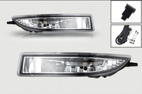 Fog light for Toyota COROLLA  2001 clear Front Driving Lamps +Wiring Kit shipping free