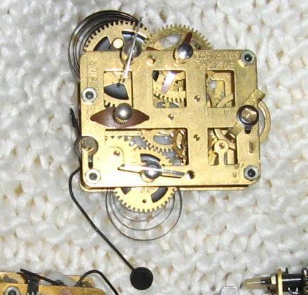Ремонт механических будильников своими руками