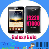"Samsung Galaxy Note N7000 I9220 Refurbished Original cell phone Dual-core16G ROM 1G RAM 5.3"" Capacitive Screen Android phone"