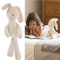 Candice guo! Millie & Boris - Soft Toy Millie MaMas & papas rabbit Soft plush Toy baby sleep calm doll bed story friend 1 PC