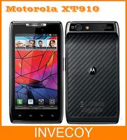 "Original Motorola RAZR XT910 / XT910 MAXX  Unlocked cell phone Android 1GB+ 16GB 4.3"" 8MP refurbished"