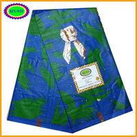 Guaranteed quality! Low price! Free shipping! Wholesale fabric super wax hollandais 6yards/lot Item no. B2006