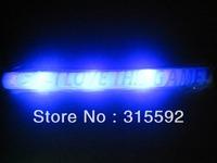 free shipping 360pcs/lot 4*48cm 3 modes blue flashing led foam stick foam glow stick light foam stick for party