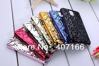 Metal PC Tinfoil 3D Case Brand Marc Jacobs Fashion Holding Cover for Samsung Galaxy Note 3 N9000