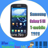 "Refurbished Original phones Samsung Galaxy S III T999 Dual Core16G ROM 2G RAM 4.8"" Capacitive Screen 3G&4G Android Phone"