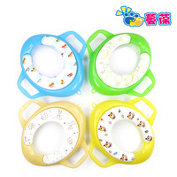free shipping Children auxiliary toilet seat toilet Baby toilet seat cover toilet seat plate