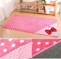 Sanrio Hello Kitty 2014 Carpets for Living Room Rugs and Carpets Bathroom Carpet Child Decor Bedroom Home Carpet