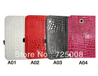 Cover Business Leather Case Book Stand Case for Samsung Galaxy Note 8.0 N5100  Free Ship 5pcs