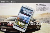 Free shipping China brand CELL phone,LENOVO A850, original mobile phone, popular mobile phone