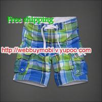 2014 New Men's Surf Board Shorts Beach Swim Pants,Man swimming trunks,Beach pants, size: S M L XL,Free shipping