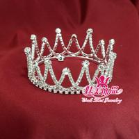 Wholesale retail princess queen flower girls tiara headdress mo100