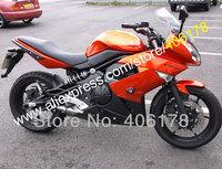 Free shipping,Fairing for KAWASAKI Ninja 650R ER-6f 650 R ER6f 09 10 11 ER 6f 2009 2010 2011 ABS aftermarket oem fairing kit