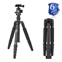 action mini foto support new 2014 flexible camera tripod for camera tripod professional light stand T1005X + G10X extender clamp