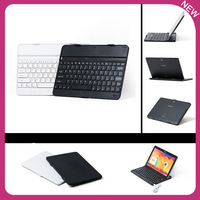 High Quality Aluminum Bluetooth Keyboard For Samsung Galaxy Note 10.1 2014 Edition/P600  Black