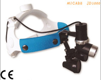 rechargeable 3W led dental ent headlight with 3.5x Headband Binocular Medical Surgical Loupes
