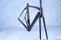 3 year warranty 1:1 design 2014 carbon road bike frame.size 48,50,52,54,56 cm.fit for di2/mechanical groupset.