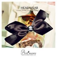 Ava more crystal hairpin hair accessory hair accessory hair pin quality hair accessory bow accessories