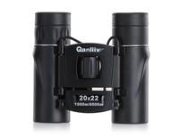 New Mini Folding 20x Zoom In 1000M/6000M Field Binoculars Telescope Sports Hunting Concert Spotting Scope High-powered HD
