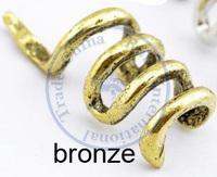Earrings ear clip rings Fashion for women Girl's lady wave U shape unique sex design CN post