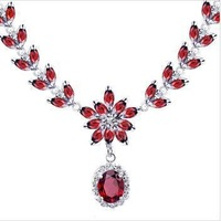 Fashion jewelry,TOP New handmade natural sapphirenecklaces, SJ0001G