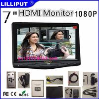 """7""""  Monitor VGA/HDMI  Input"""