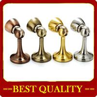 wholesale Stainless Steel Casting Heavy-duty Adjustable Floor/Wall-mounted Magnetic Door Stopper, Door Stops, Doorstops