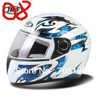 2014 new electric vehicle anti-fog Full Face Helmet  free shipping