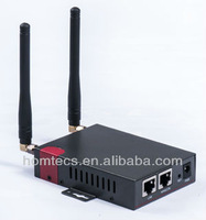 H20series Industrial Wireless WIFI DB9 RS232 HSPA 3G Router