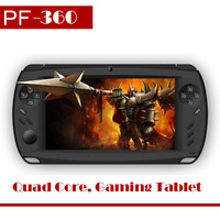 7 inch Android 4.0 Game Consoles 1280*600  512MB/4G Dual Speaker HDMI Video Game Player Pad