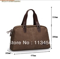 Travel bag travel bag luggage computer commercial travel package one shoulder handbag canvas bag