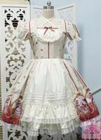 newest! free shippiong Sweets - lolita princess dress print op  hot