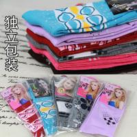 spring 2014 brand new  40pieces=20pairs/lot Socks for women female harajuku ladies socks independent packaging women's socks